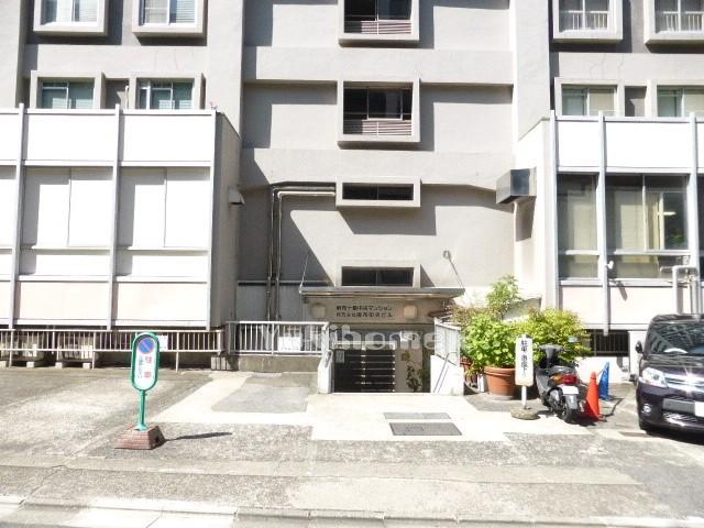 麻布十番中央マンションの建物写真その他4