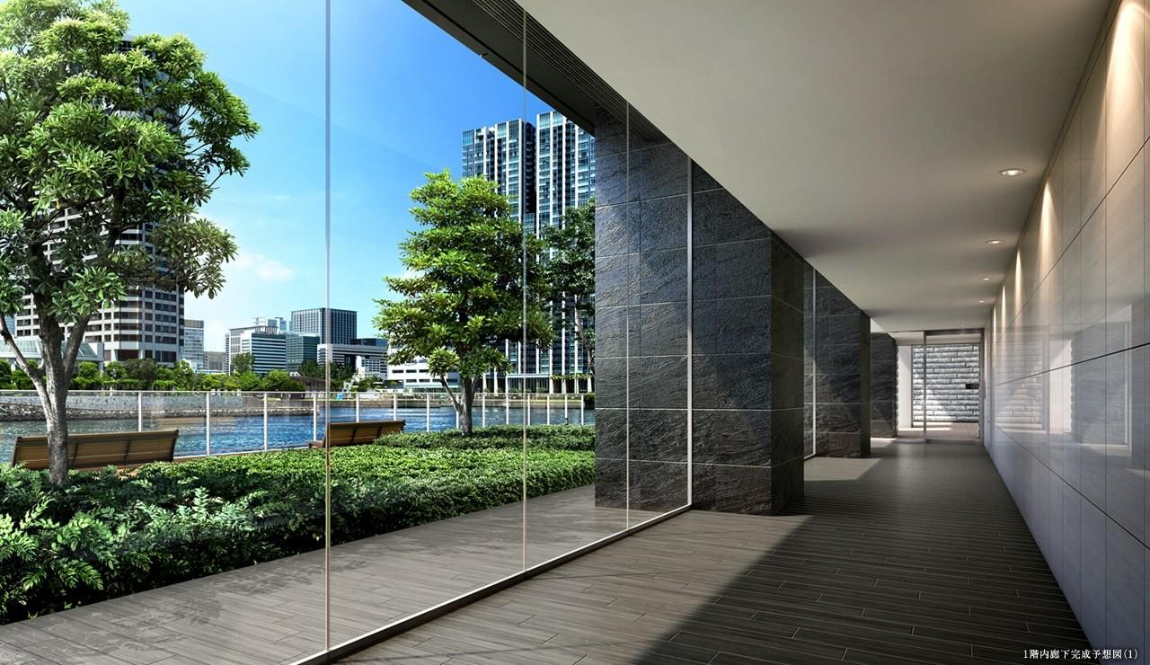 品川イーストシティタワーの建物写真その他5
