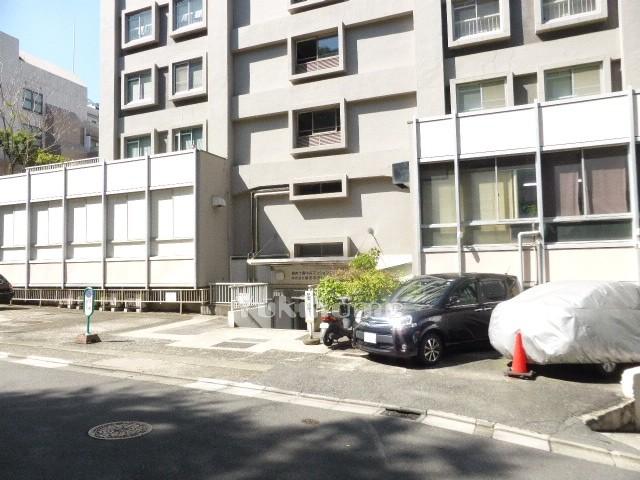 麻布十番中央マンションの建物写真その他5