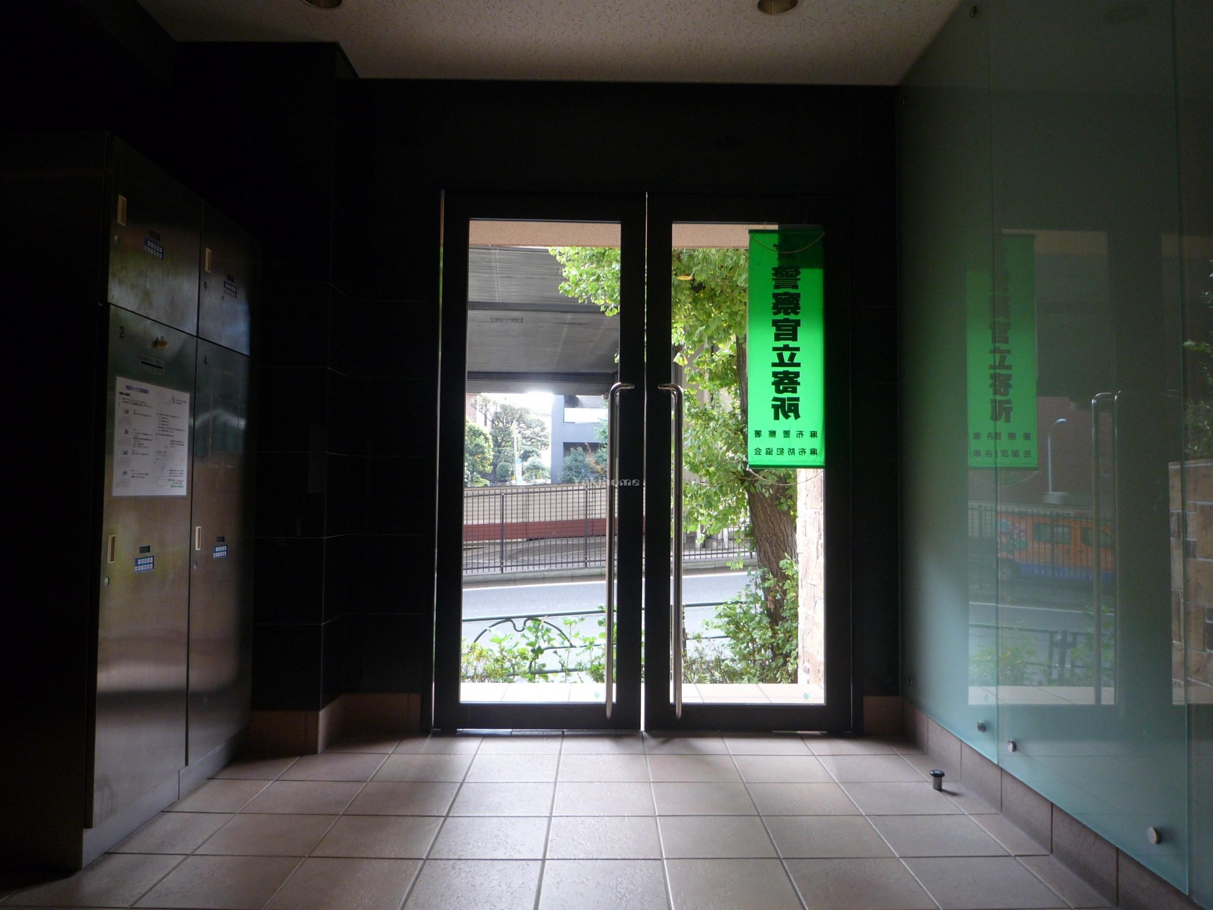 リクレイシア西麻布Ⅰ・Ⅱの建物写真その他8
