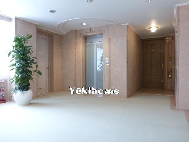 南青山高樹町パークマンションの建物写真その他9