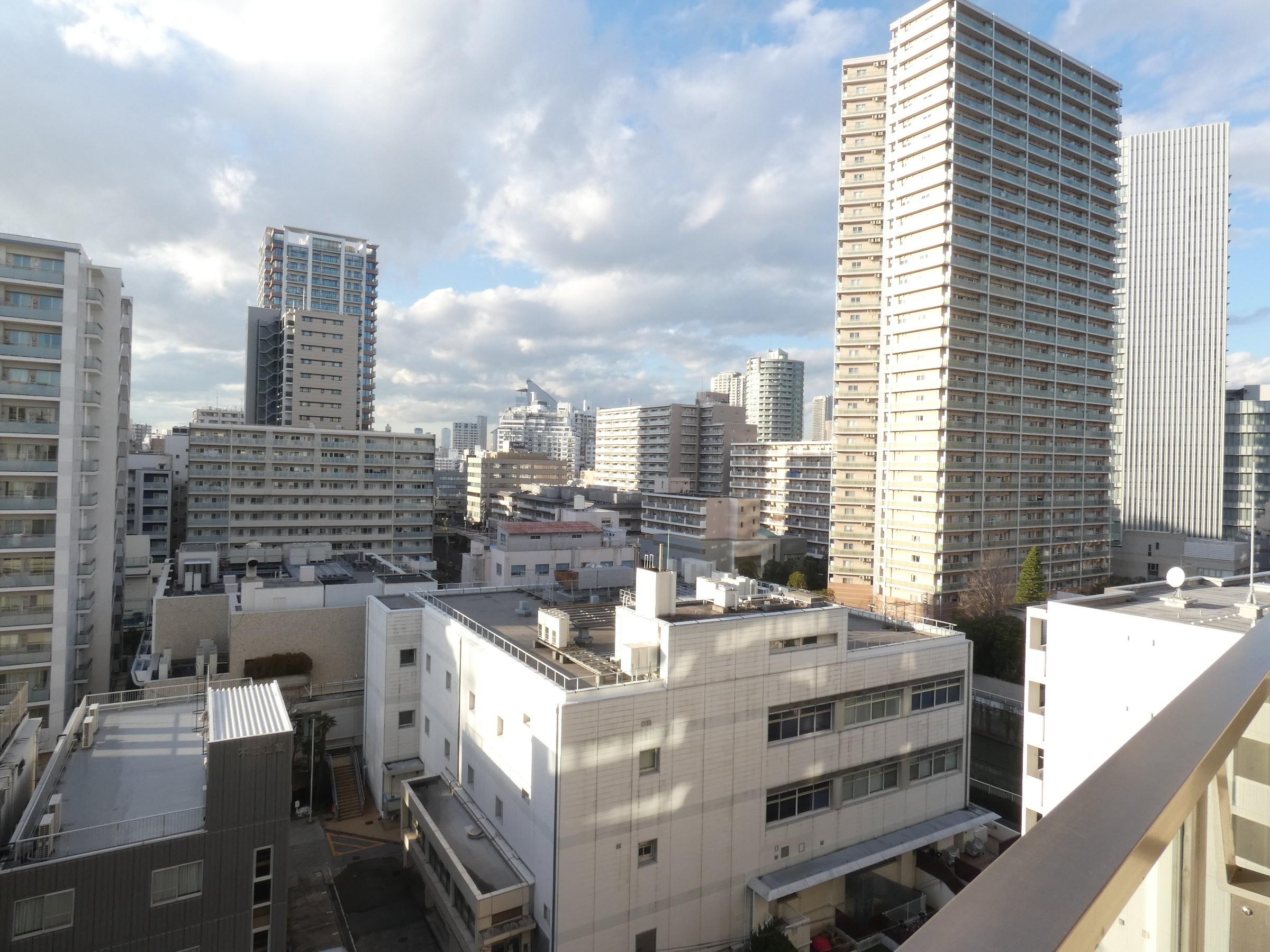 レジディアタワー目黒不動前の室内写真25