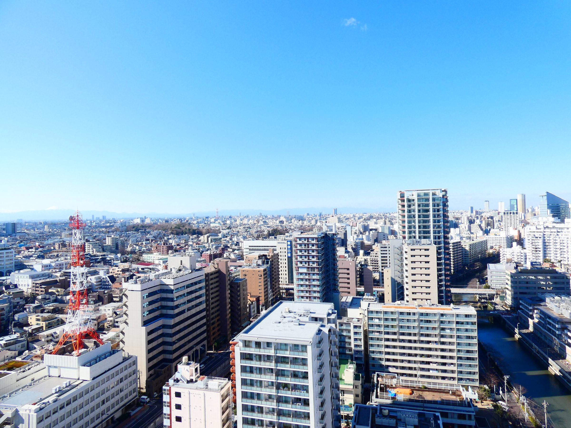レジディアタワー目黒不動前の室内写真29